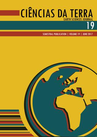 View Vol. 19 No. 1 (2017): Ciências da Terra - Earth Sciences Journal